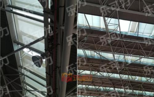 绿·筑作丨乐可力助力重庆科技馆舒适升级